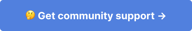 CommunitySupport